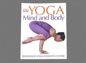 Yoga Mind and Body, yogaböcker, yogabok