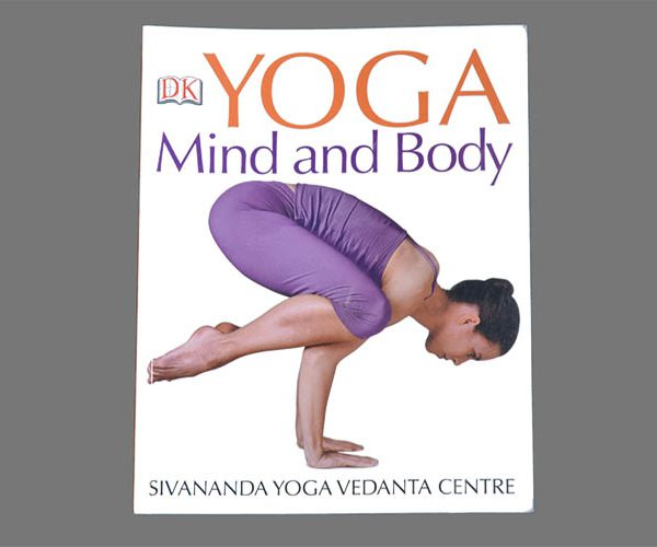 Yoga Mind and Body, yogaböcker, yogabok