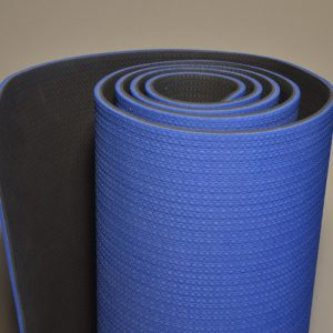 Yogamatta 5 mm, latexfri, eco, yogamattor