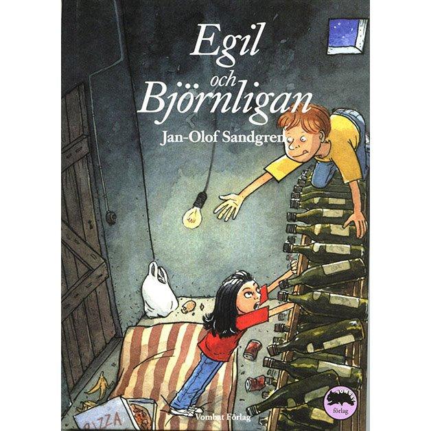 Egil och Björnligan, barnbok, Småland
