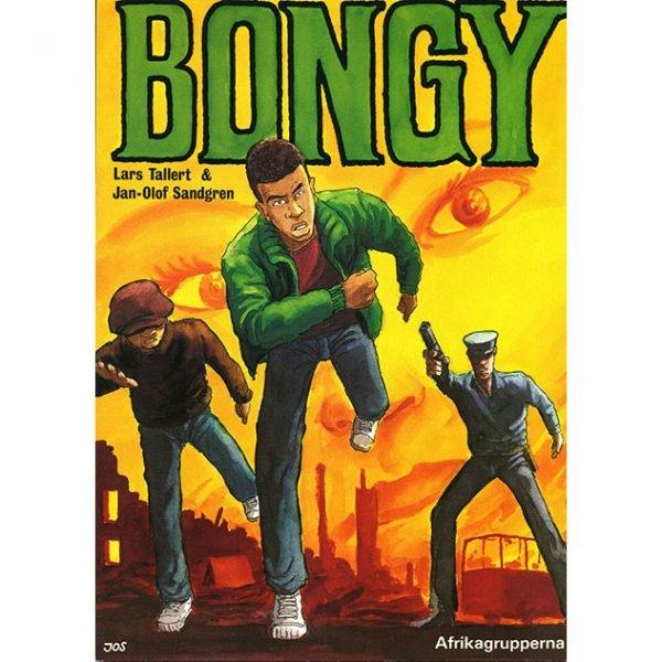 Bongy, Seriealbum, Sydafrika, apartheid