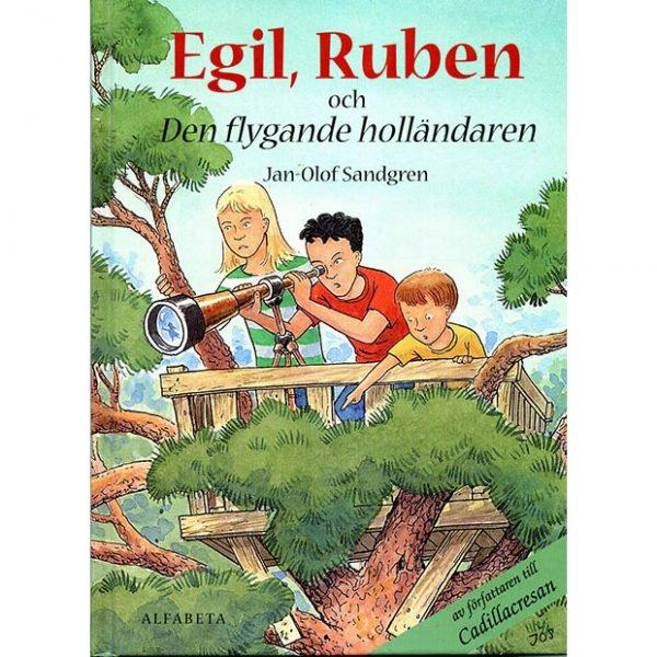 Barnbok av Jan-Olof Sandgren